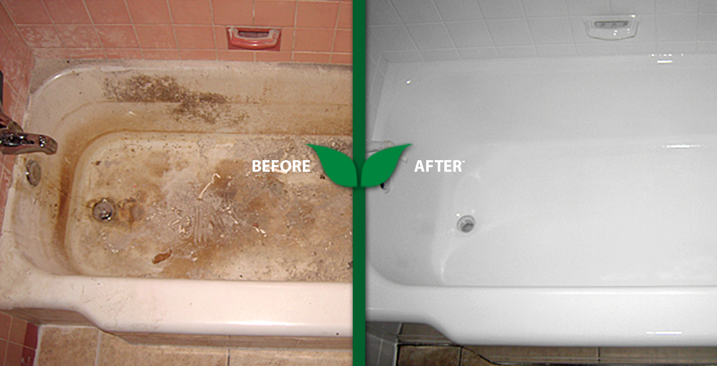 Acrylic Bathtub Refinishing - San Diego