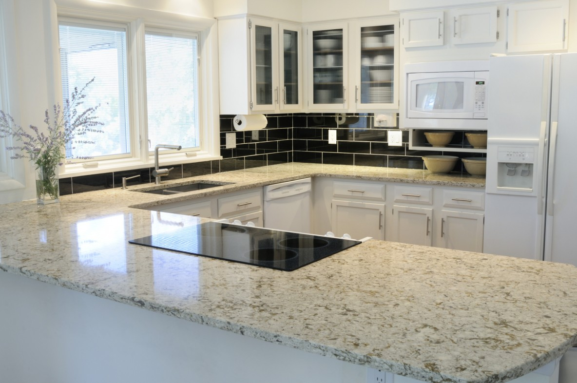 Laminate your kitchen countertop today!
