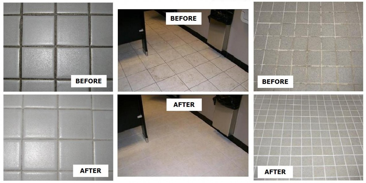 Tile refinishing in San Diego