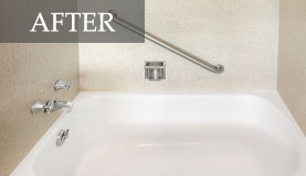 bathtub-refinishing San Diego After