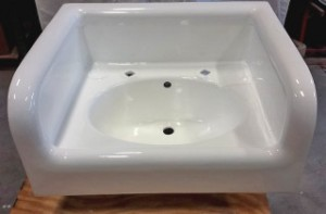 sink-refinishing afetr san diego